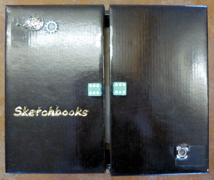 The Sketchbook Box