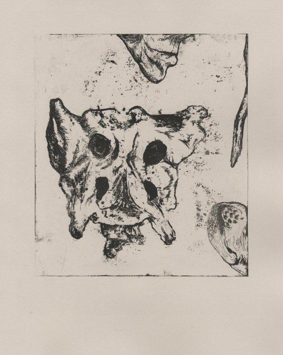 Old Bones revisited print 1