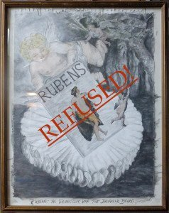 Rubens an Exorcism rejected